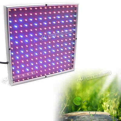 Red Blue 225 LED Hydroponic Plant Grow Light Lamp Panel WarehousePlant