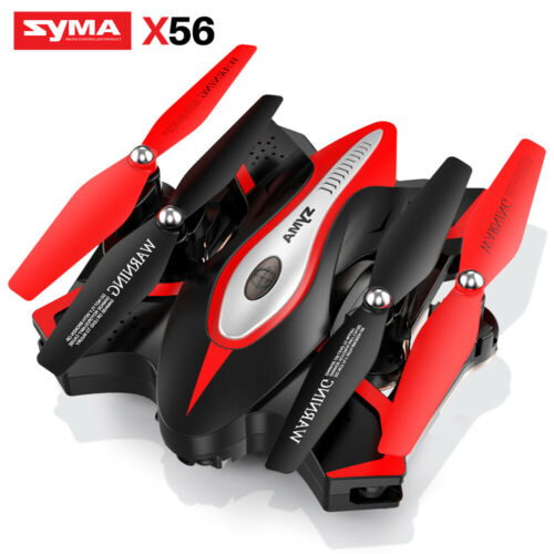 SYMA X56 Foldable Drone RC Quadcopter Gyro Headless Beginner