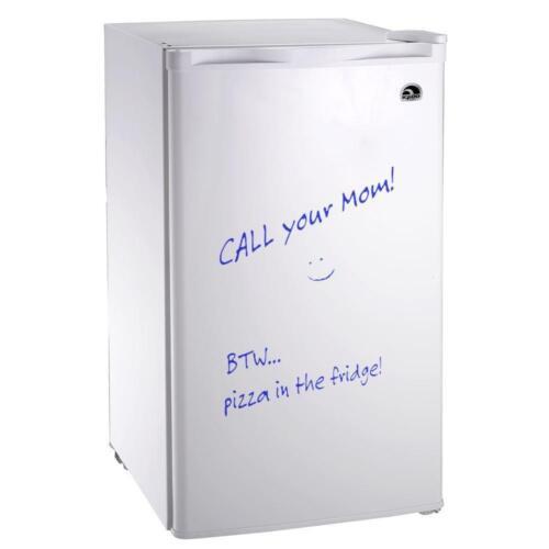 IGLOO Eraser Board Mini Refrigerator w/ Freezer ...
