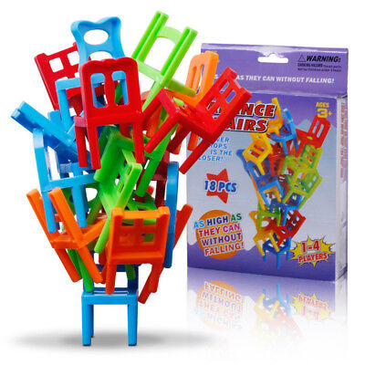 family board game children educational toy balance