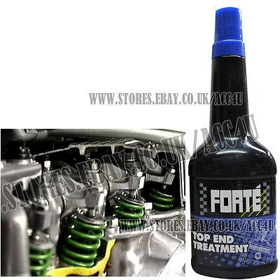 Forte Lubricants Car Van 4x4 Petrol & Diesel Engine Oil Top End Treatment 400ml
