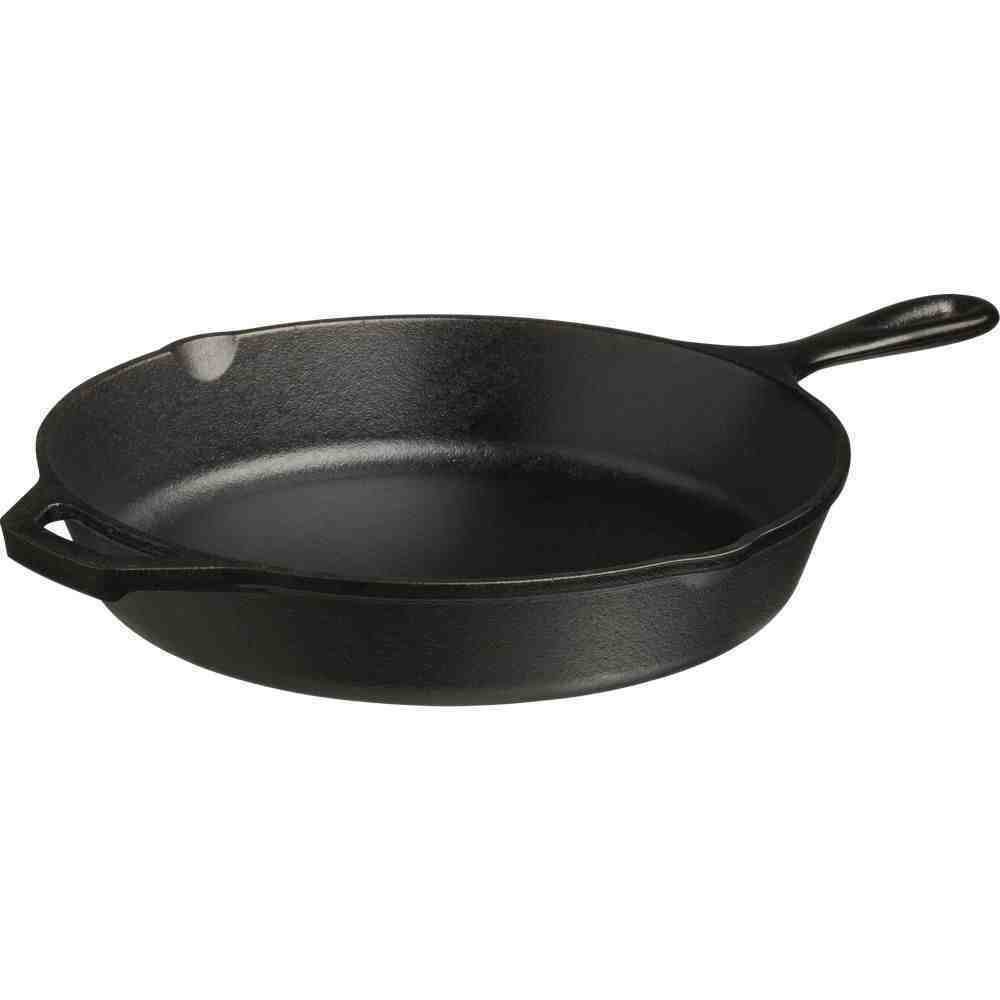Lagostina Preseasoned Ready to Use Cast Iron Skillet 30cm / 12 inch paypal