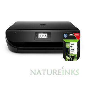 hp envy 4520 wireless e all in one inkjet a4 printer additonal hp302 combo ink. Black Bedroom Furniture Sets. Home Design Ideas