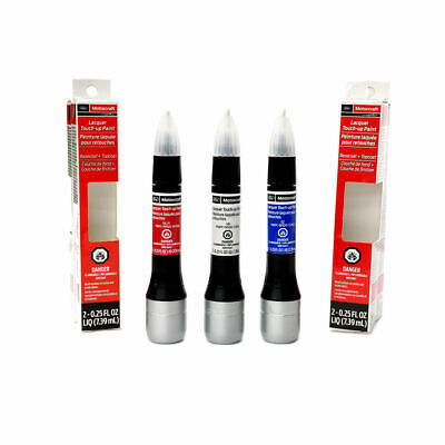 *New OEM PMPC195007254A Motorcraft Ford Frosted Glass Touch Up Paint P9