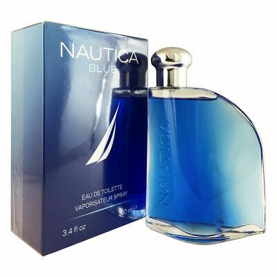 Nautica Blue for Men 3.4 oz Eau de Toilette Spray