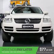 Drive NOW Pay LATER *** 87 PW - Volkswagen Touareg SUV Williamstown North Hobsons Bay Area Preview