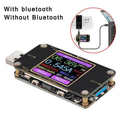 Digital Display Usb Multimeter Ac Dc Volt Amp Ohm Cap Tester Meter Detectors