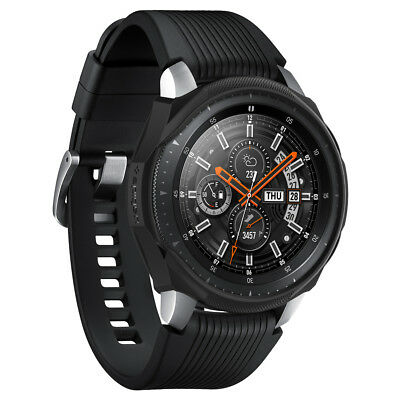 Galaxy Watch 46mm Case | Shockproof Screen Protective [Liquid Air] Bumper Cover