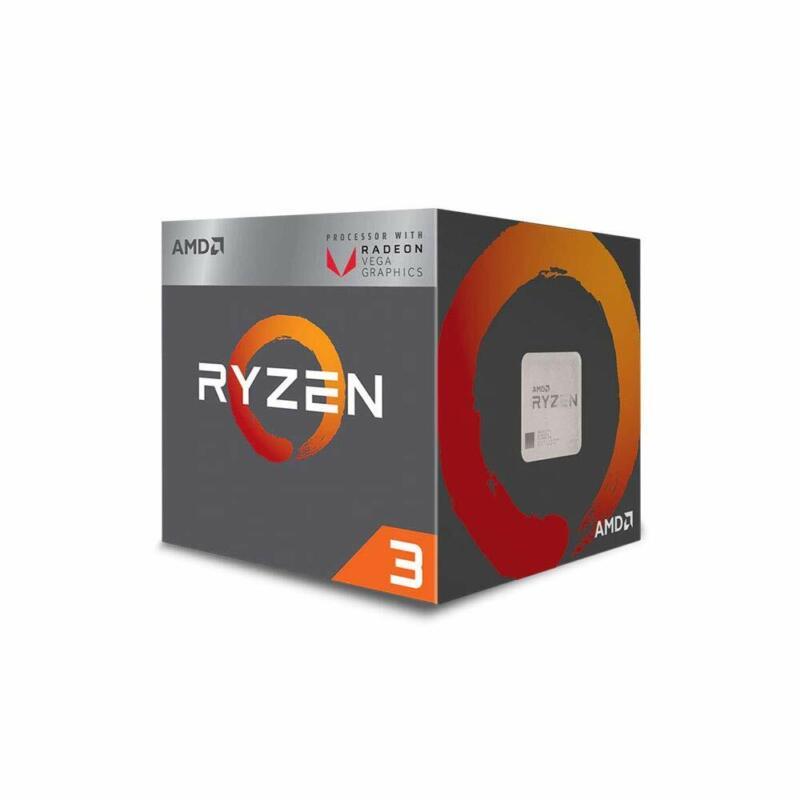 AMD Ryzen 3 3200G 4-Core Unlocked Desktop Processor with Rad