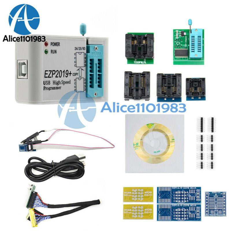 EZP2019+ Programmer USB High Speed Programmer Support  24/25/26/93 Series Chip