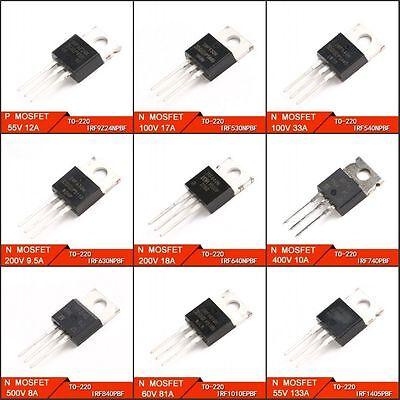 Ir Series Transistor Np Mosfet Irfp250n Irfp260n Irfb3607pbf Irf740pbf Irfp360