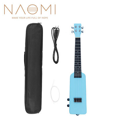 """Гавайская гитара NAOMI 23"""" Okoume Electric"""