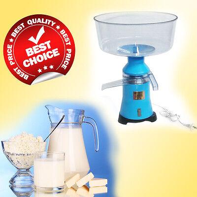 Dairy Electric Cream Skimmer Separator 100 Lh 110 V Usacanada