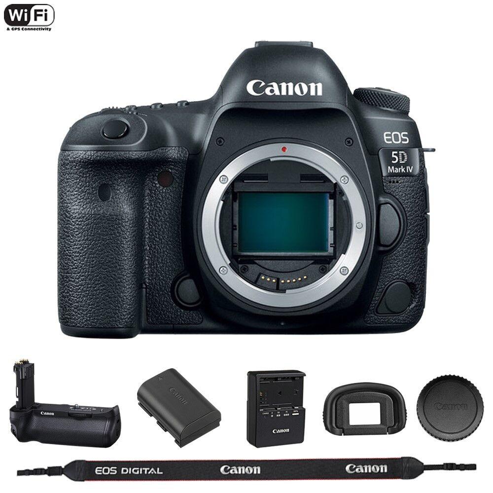 eos 5d mark iv mk4 dslr camera