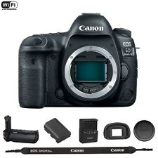 Canon EOS 5D Mark IV / MK4 DSLR Camera (Body Only) with BG-E20 Battery Grip