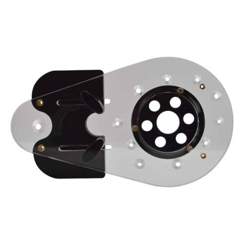 14107 Universal Offset Router Base Plate Fits Bosch, DeWalt,Porter Cable,Hitachi