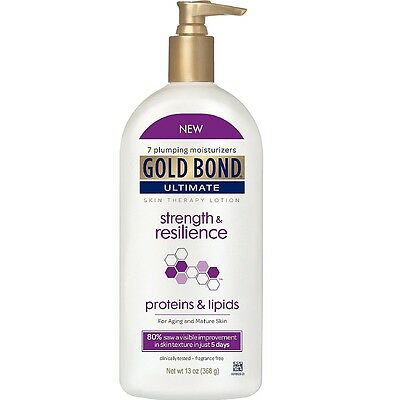 Gold Bond Ultimate Skin Therapy Lotion, Strength & Resilienc