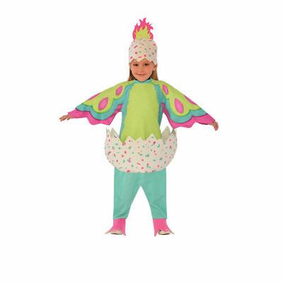 NEW Kids Hatchimal Pengualas Dragon Egg Costume SIZE - Dragon Girl Halloween Kostüm