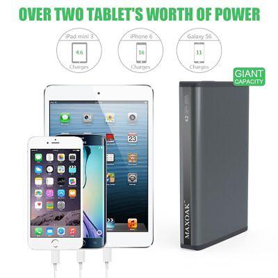 50000mAh 6 Port (5/12/20v) Portable Charger USB External Battery Laptop & Notebo