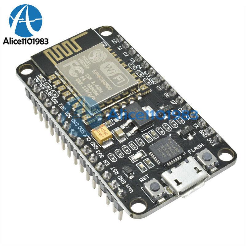 Nodemcu Lua Wifi Internet Things Development Board Esp8266 Cp2102 For Arduino