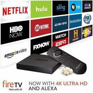Amazon Fire TV 4K Gungahlin Gungahlin Area Preview