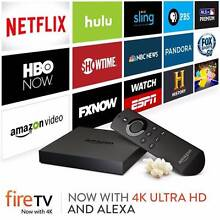 Amazon Fire TV 4K Gungahlin Gungahlin Area Preview