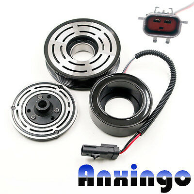 A/C AC Compressor Clutch Assembly Rebuild Repair Kit for 1994 -2002 Dodge Dakota