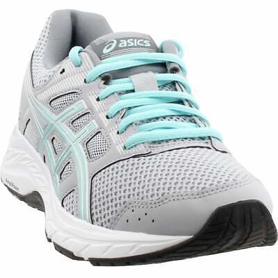 ASICS Gel-Contend 5  Casual Running Stability Shoes - Grey - Womens