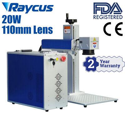 Fiber Laser Marking Machine Fiber Laser Engraver Laser Marker 20w 110110mm