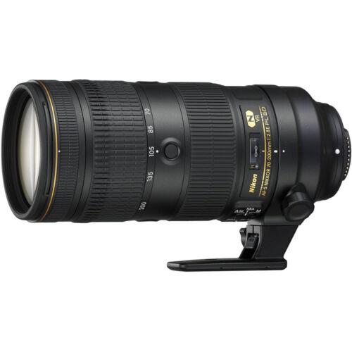 Nikon 20063 AF-S NIKKOR 70-200mm f/2.8E FL ED VR Lens