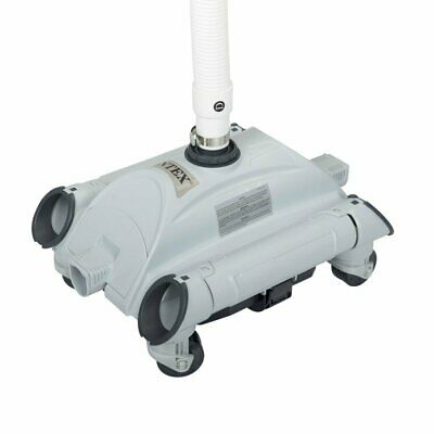 "Intex Auto Pool Cleaner For Intex above ground pools with 1-1/2"" hose fittings"