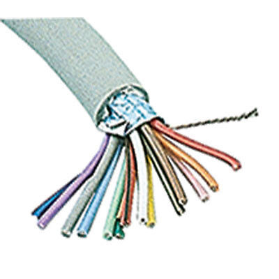 3 Unshielded Cable 50/' Atlas Wire 999-00-A763-8 5 Conductor 2 Shielded