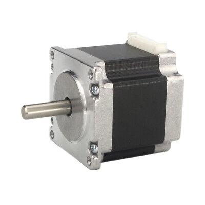 Schrittmotor Stepper Motor Nema 23 1.84-wires 76mm 3a 270oz-in1.8nm Bipolar Mm8