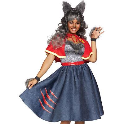 Teen Wolf Halloween Costumes (Womens Teen Wolf Dress Halloween)