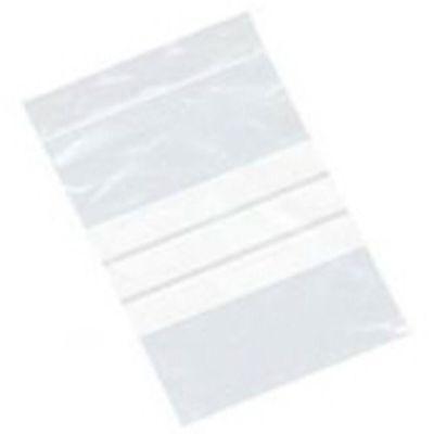 1pack - 100pcs. Zip Lock Plastic Bags Clear Grip Self Press Polythene Seal Resealable Lock Bag 5x7cm