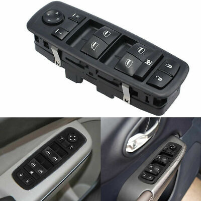 68039999AA Master Power Window Switch For 2009-2014 Dodge Journey 2.4L 3.6L