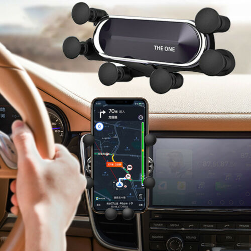 Universal 360° Gravity Car Air Vent Mount Cell Phone Holder