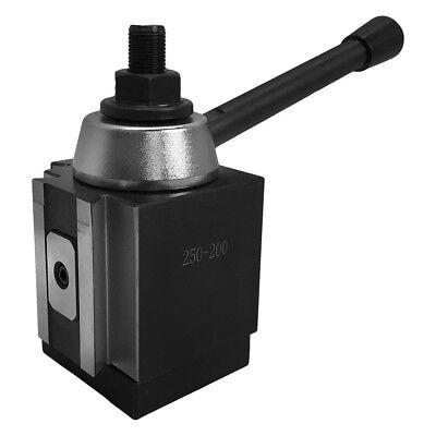 10-15 Inches Lathe Bxa Piston Type Quick Change Tool Post Cnc 250-200