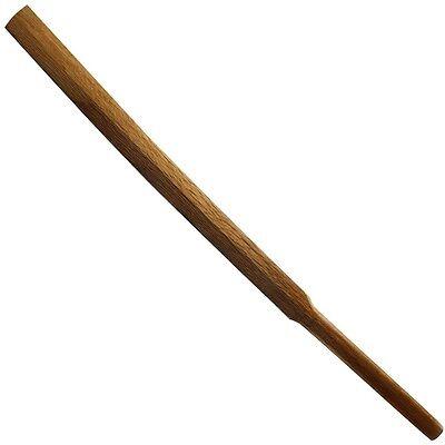 Musashi Miyamoto Ganryu BOKUTO SUBURI Japanese wooden sword IAI SAMURAI KATANA