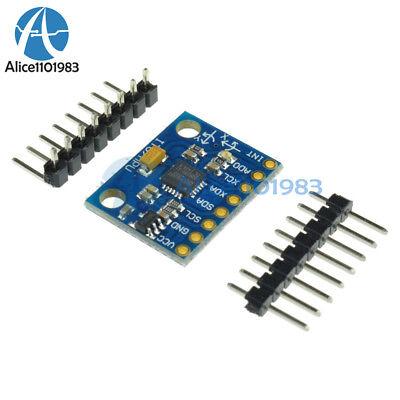 10pcs 3 Axis Mpu-6050 Module Gyroscopeaccelerometer Module For Arduino Mpu 6050