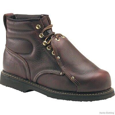 Carolina 508 Men's 6 Inch Broad Toe w/Metatarsal Guard Work Boot Size 13.0D Metatarsal Guard 6 Inch Boot