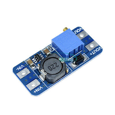 10pcs Mt3608 Dc-dc Step Up Power Apply Booster 2a Power Module For Arduino