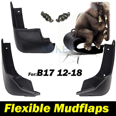 Set For Nissan Sentra Sylphy B17 13 18 Mud Flaps Splash Guards Mudguards Kit