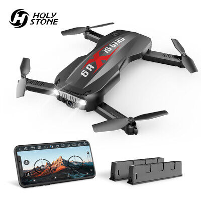 Holy Stone HS160 Pro FPV RC Drone with WIFI 1080p HD Camera Quadcopters Foldable