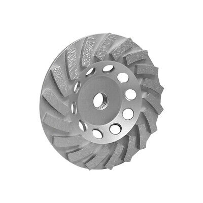 4 Turbo Cup Wheel Grinding Grinder 58-11 - 18 Segments For Concrete Masonry