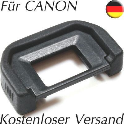Augenmuschel für CANON EOS 500D 550D EF Spiegelreflexkameras neu