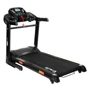 Electric Treadmill Home Gym Exercise Machine Fitness Physical