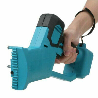 8'' Electric Cordless Chainsaw + Cutting Blade Garden Chain Saw Tools for Makita
