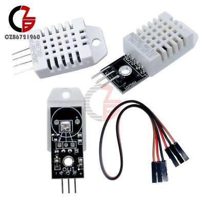 Dht22am2302 Digital Temperature Humidity Sensor Replace Sht11 Sht15 For Arduino