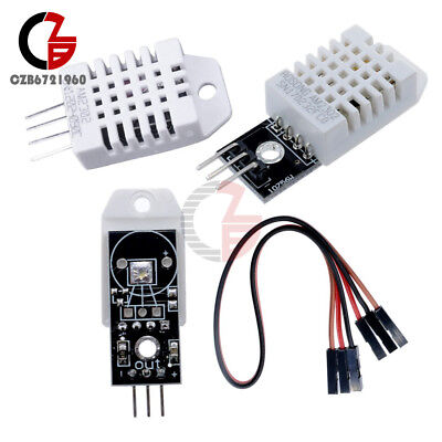 Dht22am2302 Digital Temperature Humidity Sensor Replace Sht11 Sht15 For Arduino